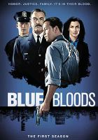 Blue bloods. The first season