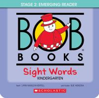 Bob books. Sight words kindergarten