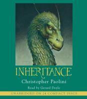Inheritance (AUDIOBOOK)