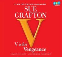 V is for vengeance (AUDIOBOOK)