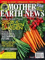 Mother earth news [Print and Zinio Online].