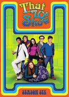 That '70s show. Season six