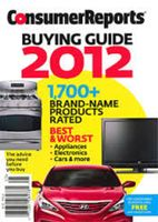 Consumer reports buying guide.