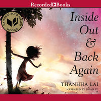 Inside out & back again (AUDIOBOOK)