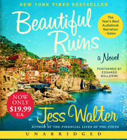 Beautiful ruins : a novel (AUDIOBOOK)