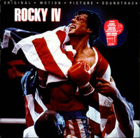 Rocky IV : original motion picture soundtrack.
