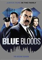 Blue bloods : The second season.