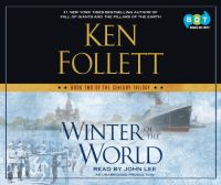 Winter of the world (AUDIOBOOK)