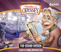 The grand design : 12 stories on tithing, happiness & more!. (AUDIOBOOK)