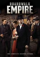 Boardwalk empire. The complete second season
