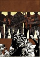 The walking dead: Something to fear [Vol. 17]