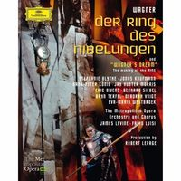 """Der Ring des Nibelungen ; and """"Wagner's dream"""" : the making of the Ring"""