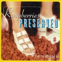 Raspberries preserved (a tribute)