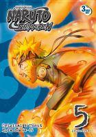 Naruto shippuden. Set 5 Episodes 54-65
