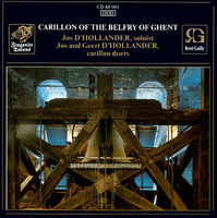 Carillon of the belfry of Ghent