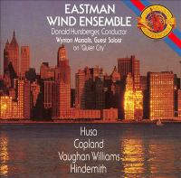 Toccata marziale ; Variations for wind band