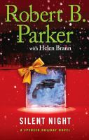 Silent night : a Spenser holiday novel