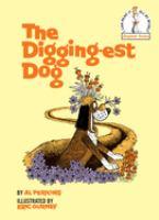 The digging-est dog.