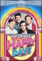 Happy days. The complete first season