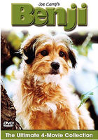 Benji : the ultimate 4-movie collection