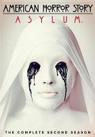 American horror story. Asylum. The complete second season