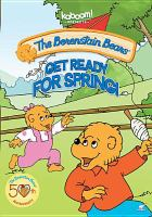 The Berenstain Bears. Get ready for spring!