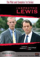 Inspector Lewis. The pilot and complete 1st series