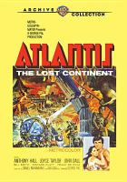 Atlantis : the lost continent