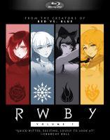 RWBY. Volume 1