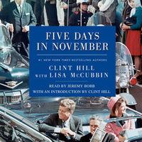 Five days in November (AUDIOBOOK)