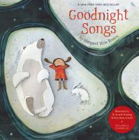 Goodnight songs : illustrated by twelve award-winning picture book artists (AUDIOBOOK)