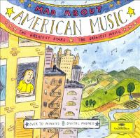 Mad about American music : the greatest stars, the greatest music.