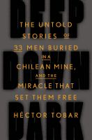 Deep down dark : the untold stories of 33 men buried in a Chilean mine, and the miracle that set them free