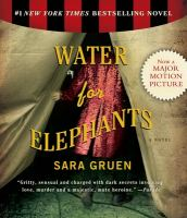 Water for elephants : [a novel] (AUDIOBOOK)
