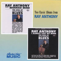 Two classic albums from Ray Anthony