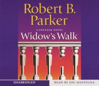 Widow's walk : a Spenser novel (AUDIOBOOK)