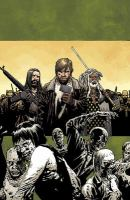 The walking dead: March to war [Vol. 19]