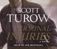 Personal injuries : [a novel] (AUDIOBOOK)