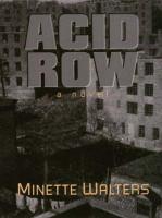 Acid row (LARGE PRINT)