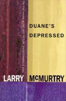 Duane's depressed (LARGE PRINT)