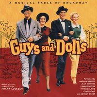 Guys and dolls : the new Broadway cast recording