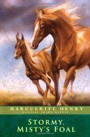 Stormy, Misty's foal.