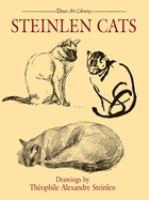 Steinlen cats : drawings