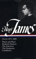 Novels, 1871-1880
