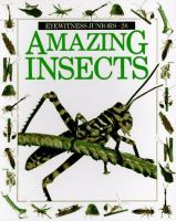 Amazing insects