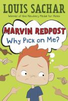 Marvin Redpost:Why pick on me?