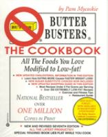 Butter busters : the cookbook