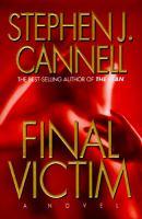 Final victim : a novel