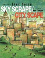 Sky scrape/city scape