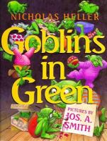 Gobblins in green